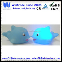 Water activated led dolphin float dolphin light