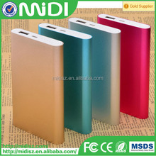 Mobile Powerbank for Smart Phones with Competitive Price large capacity super slim 9000mah