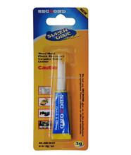 100% purity super glue/cyanoacrylate adhesive