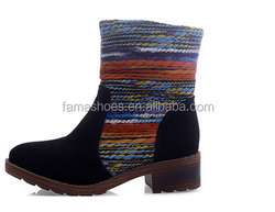 china suppliers low price durable winter boots shoes
