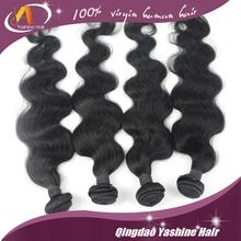Unprocessed Body Wave Natural Black Natural Hair Extension 7A Aliexpress Brazilian Virgin Human Hair For Black Women