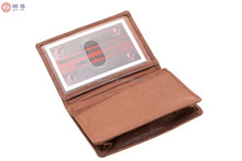 Promotional Wholesale Custom tin gift Leather Cheap Gift Card Holder For Personalized Credit Card Holder Business Card Holder