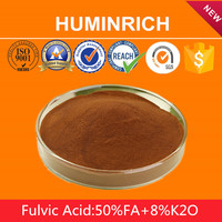 Huminrich Pest Resistance Finest Organic Materials Available Humic And Fumic Acid Top Dressing