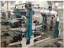 Bopp film Advertisement and Zipepr bag Flax printing machine