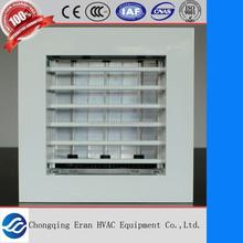 Wholesale anodized aluminium air vent ceiling grille for Hvac system