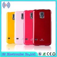Slim TPU Back Cover Case for Samsung Galaxy S5 Mini G800