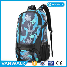 Custom-made comfortable and durable tote backpack with two handle