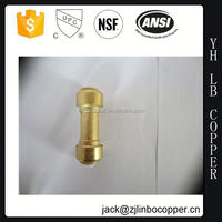 NPT BSP SLL Pneumatic brass exhaust muffler silencer