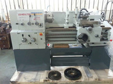 Engine Lathe C6140A lathe with digital display