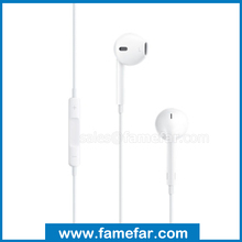 100% Genuine EarPods with Remote and Mic for iPhone 5 MD827LL/A