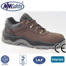NMSAFETY fashion work shoes/Work boots from China