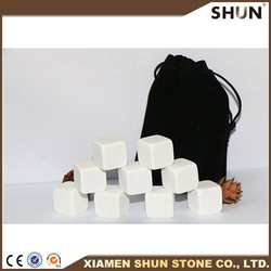 Marble material dice ice cube whisky stone/Whiskey rocks/Best whiskey gift/Ice stones/colding stones/Whiskey cubes