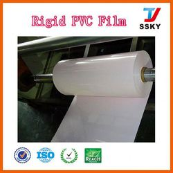 ISO and SGS soft matte cold laminating rolls pvc film material