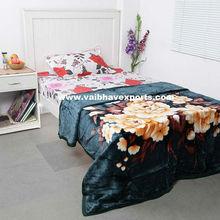 100 % Polyester 2 ply Super Soft Mink Blankets