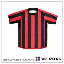High quality classic OEM adult 100% polyester moisture wicking football jersey