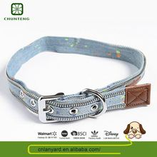Quality Guaranteed Various Colors Available Pets Accessories Dog Collar Metal Spikes