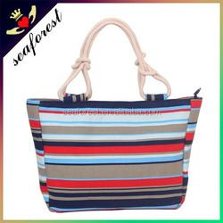 wholesale custom printed stylish canvas tote bags