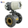 CE approved electromagnetic flow meter for conductive liquid