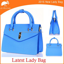 New model lady purses and woman handbags two colors for girl choose