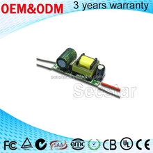 bulk sale shenzhen factory 2 years warrenty bulb led driver power supply constant current 3w 5w for led bulb