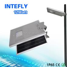 3 years warranty 12w Fast Production IP65 solar path lamp