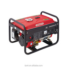 Standard 2kw-6kw portable astra korea hydrogen generator, honda engine, aluminum wire alternator, hand start, good carburator