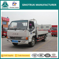 Factory Directly Supply Mini Cargo Truck/JAC Light Truck 3 Ton for Sale