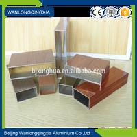 abrasive resistance alimum garage Metal tubing Drawn Thin Wall Aluminium Tube