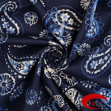 rayon fabric with print/for bedding fabric/man's shirt fabric/from MaiXiang TEXTILE CO.,LTD