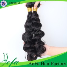 Wholesale fast shipping Brazilian body wave raw virgin unprocess human hair weft and hair extension