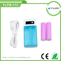 2015 fashion tooling CE/ROHS 5v 1a 18650 battery charger