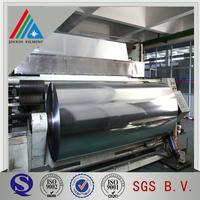 Vacuum Packaging Film Metallizing Aluminized PET Film Roll / Aluminium Plastic Film