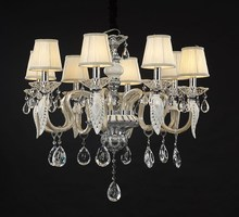 In 2015 the new popular led crystal chandelier sitting room