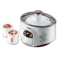 Stew Cooker New Model DGD-22EWG Stainless Steel inner Pot with Ceramic pots Slow cooker