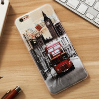 for iphone 6 plus ultra thin case tpu, Ultra thin Clear soft for iphone 6 plus case, crystal case for iphone 6 plus