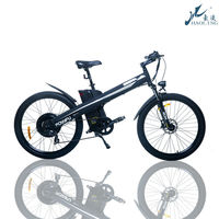 Seagull,7speed morden electric mountain bicycle 500 w for old people