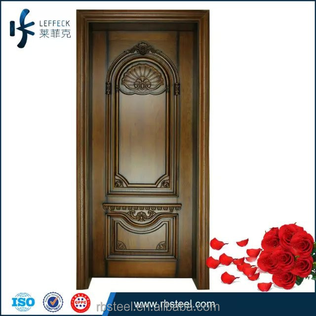 New design 2015 luxury villas of wooden doors by leffeck for Door design latest 2015