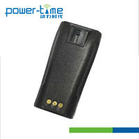 Intrinsically safe battery with round back for Two way radio CP040/150/200(PTM-040L)