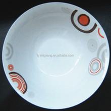 salad bowl porcelain, antique porcelain set, cheap china soup bowl