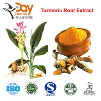 Halal Certified 100% Natural Turmeric Root P.E Curcumin