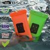 2015 pvc outdoor waterproof bag for iphone 4/4s with bike mount