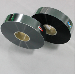 Metallized Film Type and Opaque Transparency metallized film