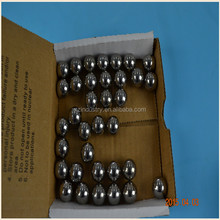 25.4mm stainless steel balls big size for crossbow hunting /stainless steel ball catch