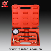 FS2143 Professional Compression Tester Quick Disconnect Petrol Engines Car Tool Factory Wholesale