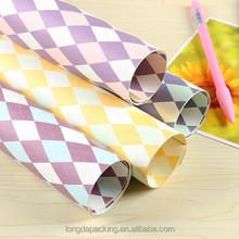 white high matt gift roll wrapping paper