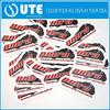 Customized cheap pvc waterproof self adhesive die cut vinyl sticker/PVC die cut sticker