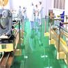 Caboli scratch resistant polyurethane floor coating