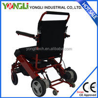 Hospital patient electric wheelchair conversion kit
