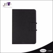 Black and Red PU Tablet Case for Ipad