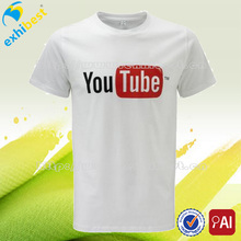 Hoe selling cheap printing t-shirt for promotion